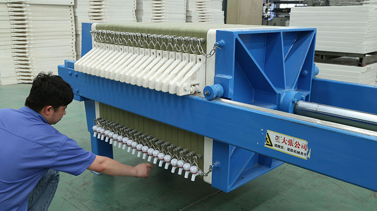 Chamber Filter Press Dazhang